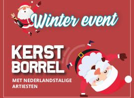 Winter Event: Kerstborrel