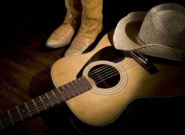 Bewegen op country muziek