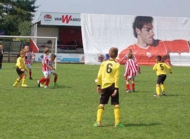 Ruud van Nistelrooy Pupillen toernooi