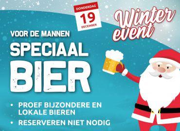 Winterevent 2019: Speciaalbier Avond