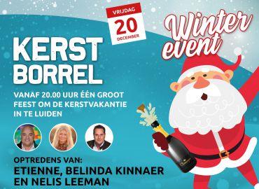 Winterevent 2019: Kerstborrel