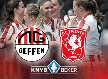 Nooit Gedacht Vrouwen 1 - FC Twente Vrouwen 1