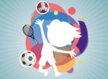 Maak gratis kennis met handbal, tennis en voetbal!