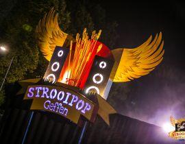 Strooipop