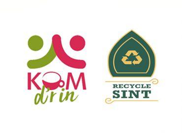 Recycle Sint in de Koppellinck