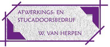 Afwerkings- en Stucadoorsbedrijf W. van Herpen