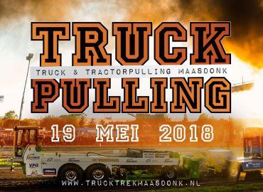 Truck en Tractorpulling 2018